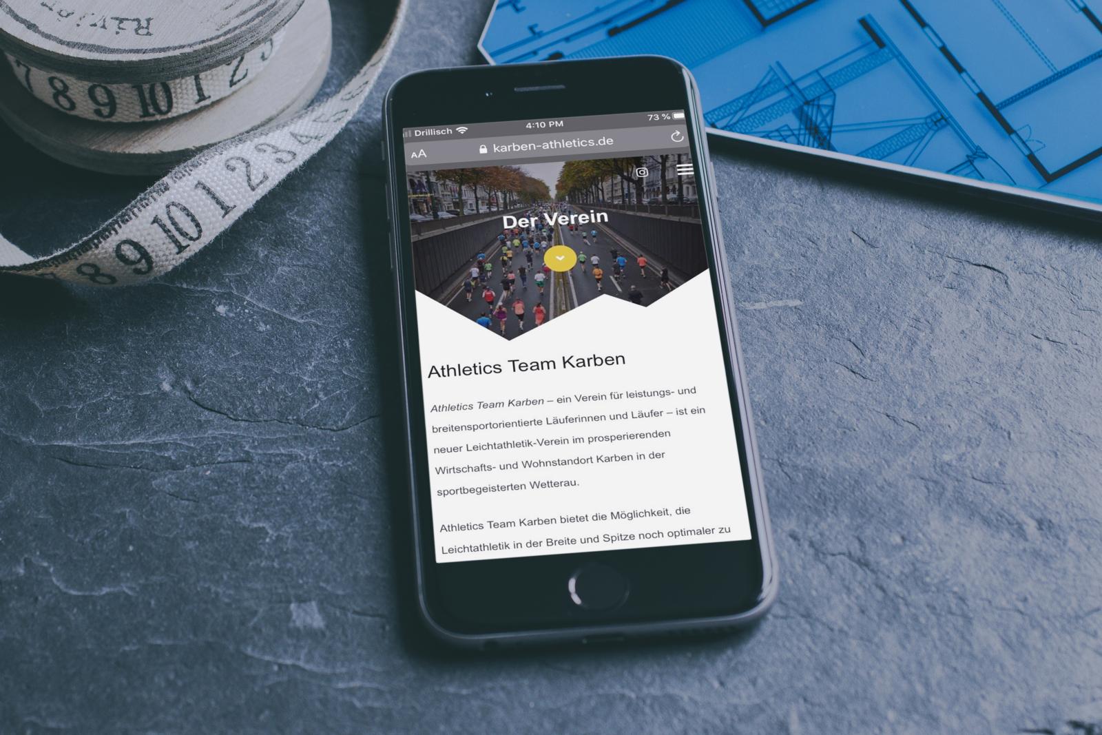 ATK Mockup Website