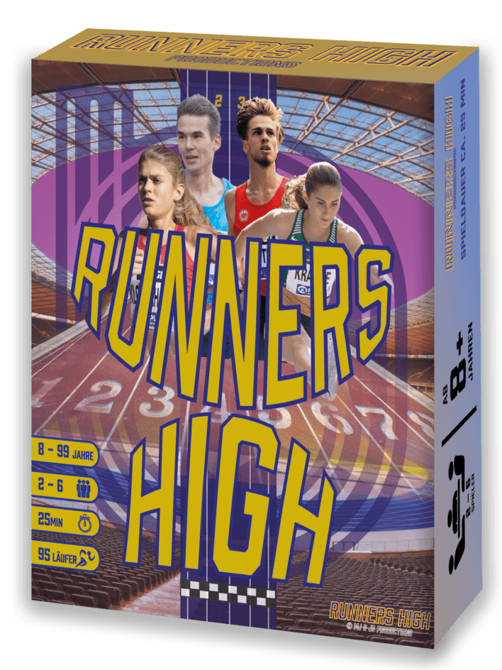 Runners High Games Spielbox